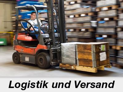 Verpackung und Logistik
